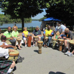 Day in the Park Drum Circle