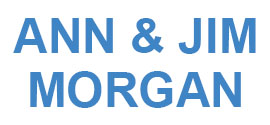 Ann and Jim Morgan